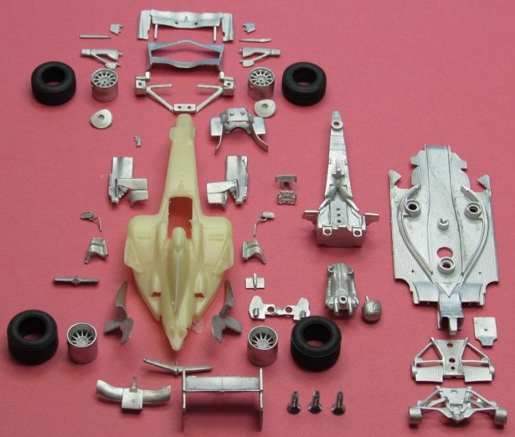 F1 RB4 Coulthard 2008 Brazil Wings for Life kit
