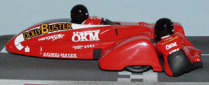 "Sidecar racing team ""ÖKM_Klaffenböck / Parzer """