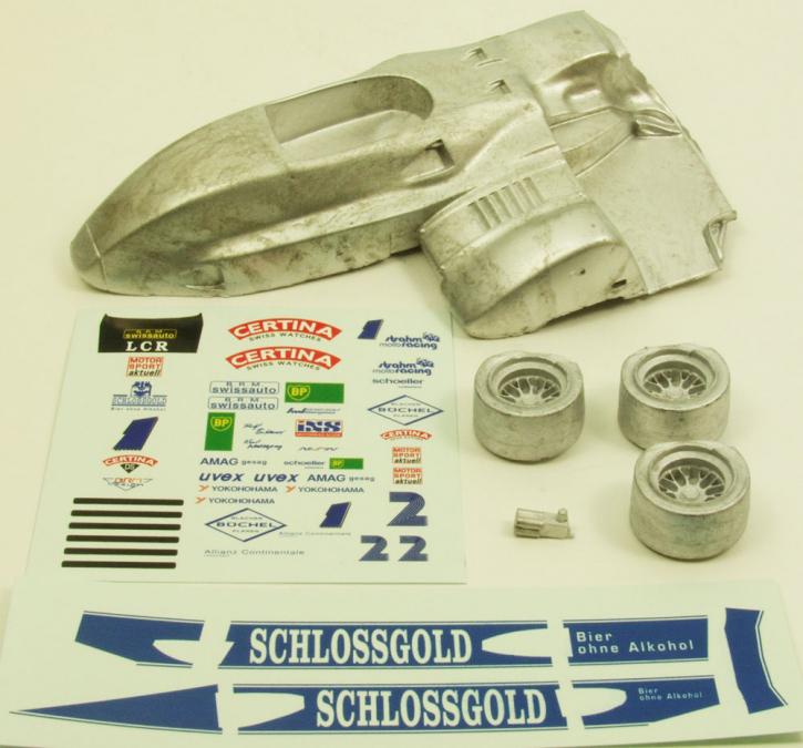 "Sidecar racing team ""Schlossgold  Biland / Waltisberg"""