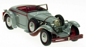 """Mercedes 680 S 26/120/180 PS Torpedo Roadster """"Saoutchik"""" (1928)_chassis no.35949_offenes Dach"""
