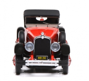 1928 Stutz Black Hawk Speedster closed top 1/43