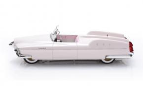 1953 Studebaker Manta Ray top down 1/43