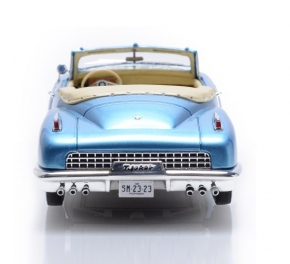 1948 Tucker Torpedo Convertible top down 1/43