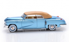 1948 Tucker Torpedo Convertible top up 1/43