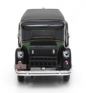 """1928 Cadillac Series 341A """"Al Capone"""" Town Sedan  Al Capone armored car"""