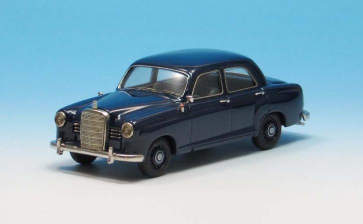 Mercedes 180 a Ponton (1953-1958) 4-door Saloon