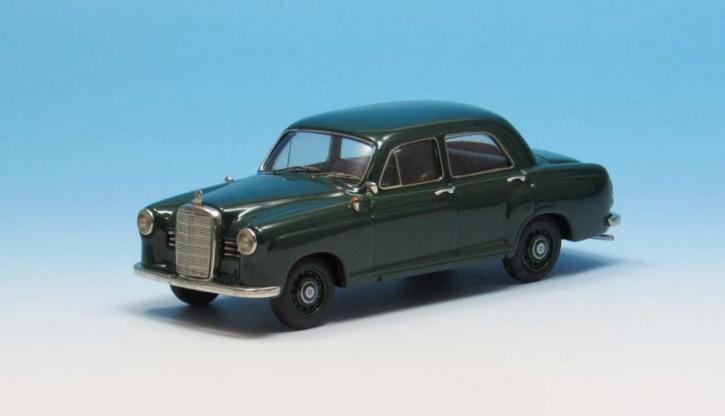 Mercedes 180 b-c Ponton (1959-1962) 4-door Saloon