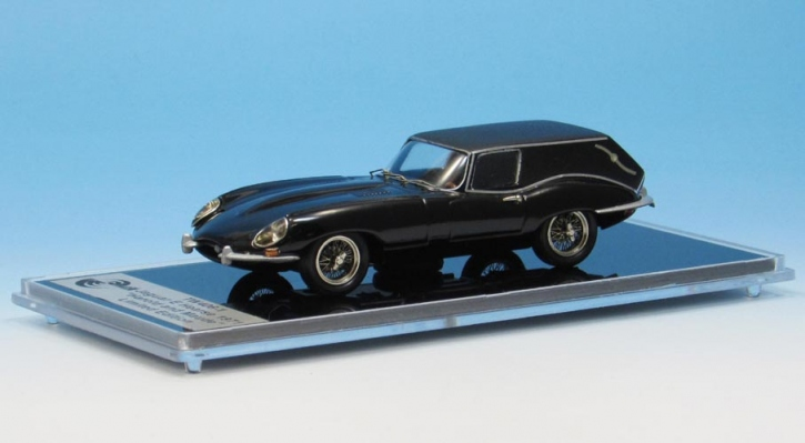 "Jaguar E-Type Hearse ""Harold and Maude""TW406-1"