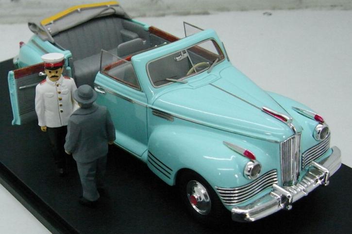 ZIS-110B Phaeton, 1950