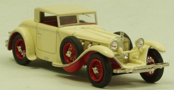 """Mercedes 680 S 26/120/180 PS Torpedo Roadster """"Saoutchik"""" (1928)_chassis no.40156_geschl Dach"""