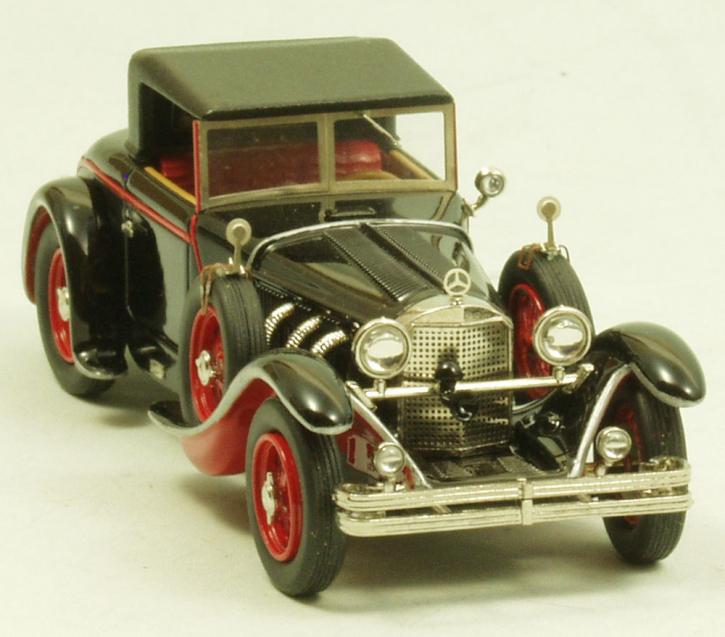 """Mercedes 680 S 26/120/180 PS Torpedo Roadster """"Saoutchik"""" (1928)_chassis no.35971_geschl Dach"""