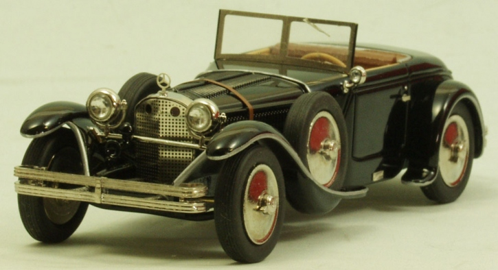 """Mercedes 680 S 26/120/180 PS Torpedo Roadster """"Saoutchik"""" (1928)_chassis no.35968_offenes Dach"""