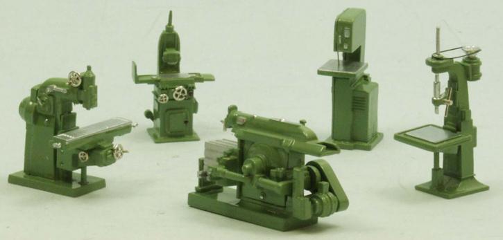 Toolingmachine Set (5 Machines)