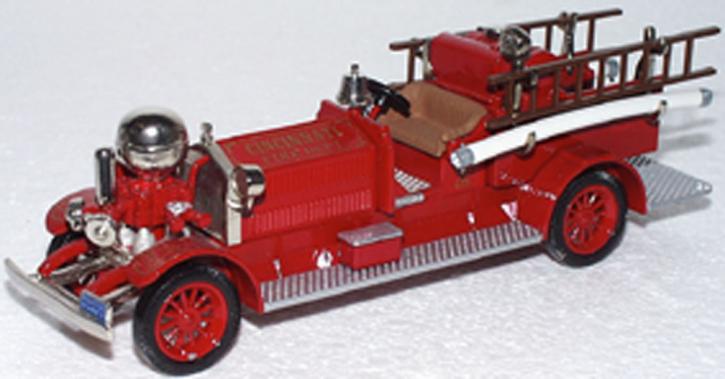 1921 Ahrens - Fox  Model J Cincinnati
