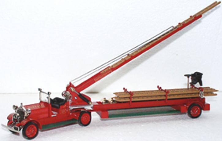 1927 Ahrens-Fox  Aerial Ladder Truck Buffalo N.Y.