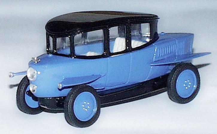 Rumpler Limousine  1921