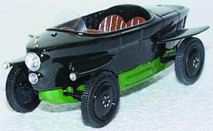 Rumpler Cabriolet (IVB- 08966)