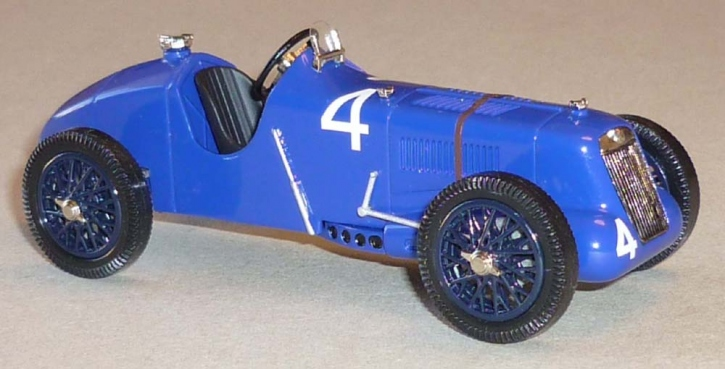 MG R 1935  Ecurie Jacques Menier (Class-winner Grand Prix de France 1935  Philippe Maillard-Brune)