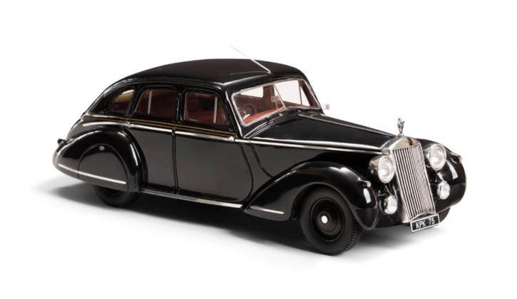 1948 Invicta Black Prince Saloon par Charlesworth phares séparés et sans pare-chocs EMEU43008B