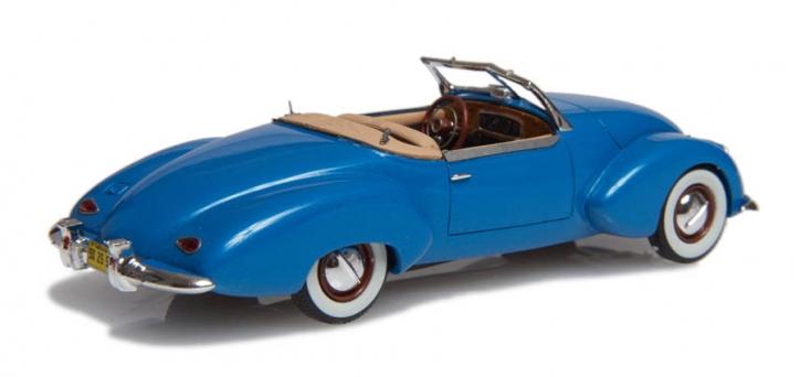 1947 Kurtis Omohundro roadster