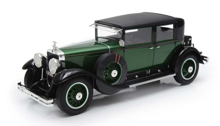 "1928 Cadillac Series 341A ""Al Capone"" Town Sedan  Al Capone armored car"