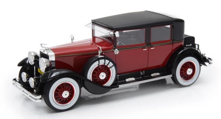 """1928 Cadillac Series 341A """"Al Capone"""" Town SedanAl Capone armored car"""
