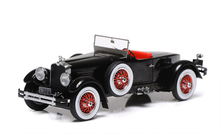 1928 Stutz Black Hawk Speedster open top 1/43