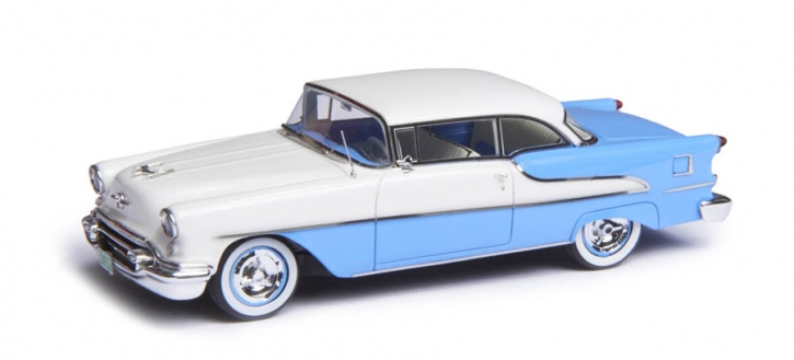 1955 Oldsmobile Super 88 Holiday Coupe   EMUS43048A