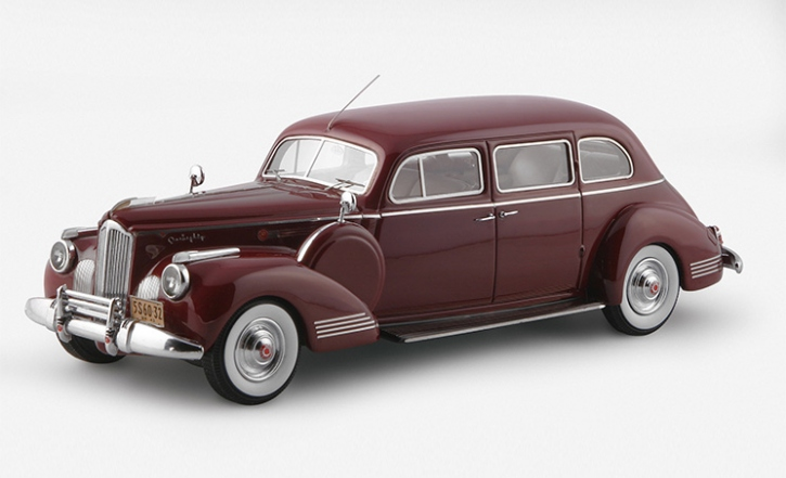 1941 Packard 180 7 passenger limousine