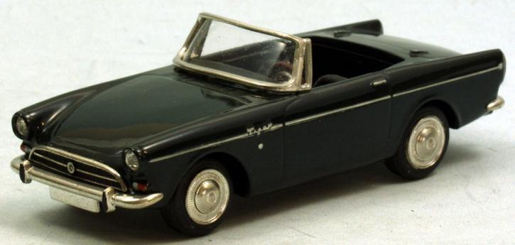 Sunbeam Tiger  MK1  1965 Roadster open top