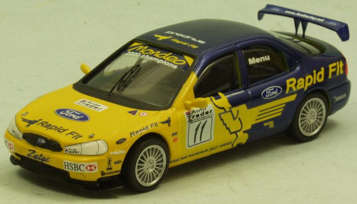 Ford Mondeo Alain Menu British Touring Car Championship_ Winner 2000