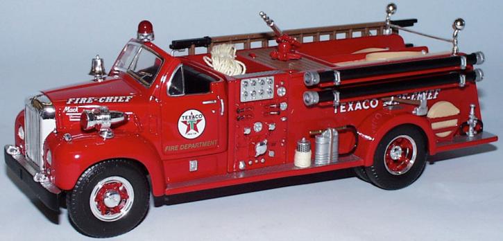 "Mack B-61 Fire Truck ""Texaco"""