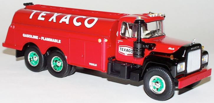 "Mack R-600 Fuel Tanker ""Texaco Gasoline"""