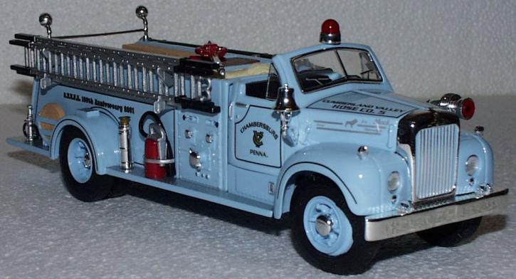"""Mack B-61 Fire Truck """"Chambersbury Valley No.5"""""""