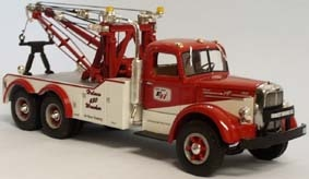 "Mack L Series Tow Truck ""Ernest Holmes - 650 Wrecker 24 Hour Towing"""