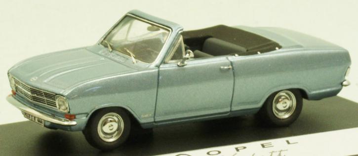 Opel Kadett B Cabriolet (Karosserie Welsch)