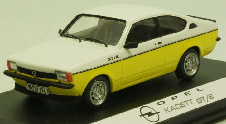 Opel Kadett C Coupe GTE (1000er Serie)