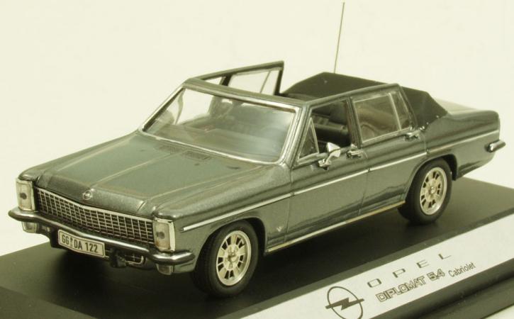 Opel Diplomat B 5.4 Cabriolet