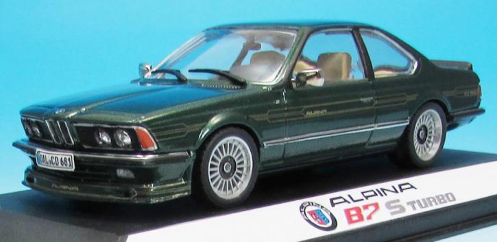 E12  Alpina B7 S Tourbo Coupe  (Bitte erlauben Sie 1-3 Monate für die Lieferung)