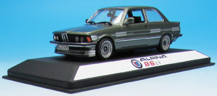 E21   Alpina Typ B6 2,8  (Bitte erlauben Sie 1-3 Monate für die Lieferung)