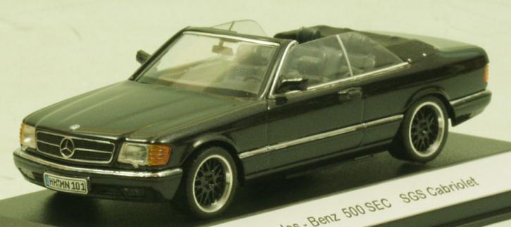 Mercedes S&G