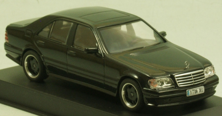 Mercedes-Benz 600 SEL W140 AMG Limousine