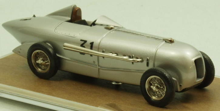 Mercedes SSKL Streamliner (No. 31 M.von Brauchitsch)