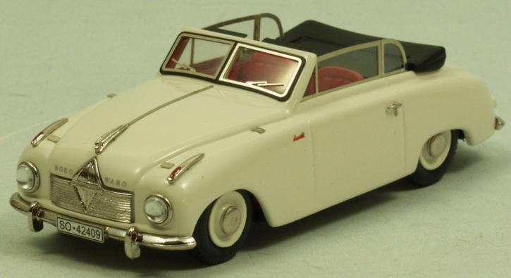 "Borgward Hansa ""Langenthal"" Cabriolet"