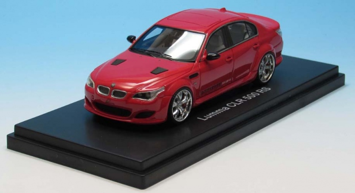 Lumma CLR 500 RS BMW E60