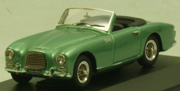 Aston Martin DB 2/4 Graber convertible open top