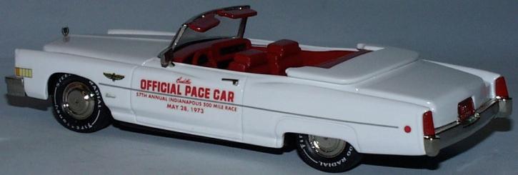 Cadillac Eldorado Indianapolis Pace Car 1973 (offenes Verdeck)