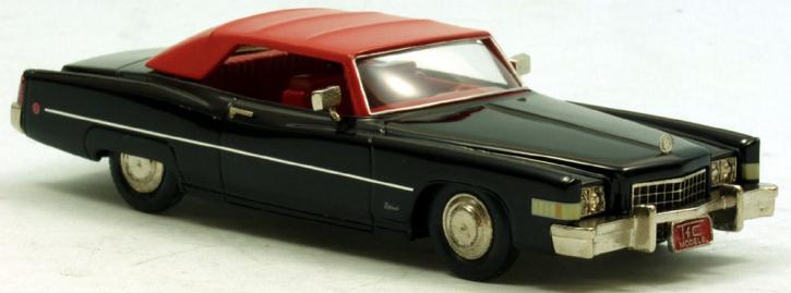Cadillac Eldorado Cabriolet geschlossenes Verdeck