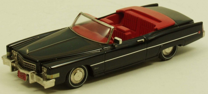 Cadillac Eldorado Cabriolet open top