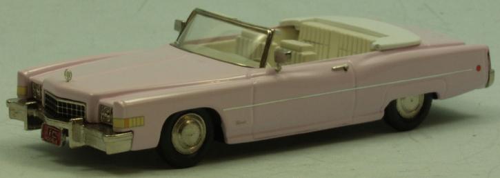 Cadillac Eldorado Cabriolet offenes Verdeck